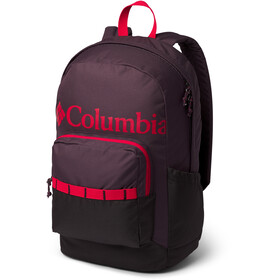 Columbia Zigzag Sac à dos 22l, dark purple/black